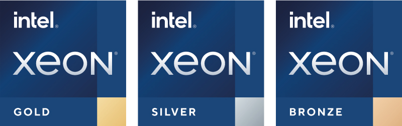 Intel Xeon Scalable 3rd Gen logo